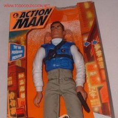 Action man: ACTION MAN ARMA RAPIDA CON MOVIMIENTO MAGIC CARS. Lote 67337099