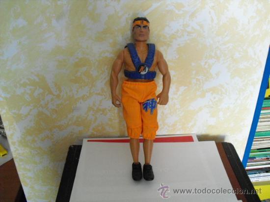 MUÑECO ACTION MAN 1995 (Juguetes - Figuras de Acción - Action Man)