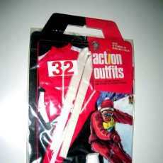 Action man: ACTION OUTFITS UNIFORMES Y EQUIPOS PARA GEYPERMAN, ACTION MAN, GI JOE, ORIGINALES AÑOS 60-70. . Lote 18355335