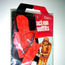 Action man: ACTION OUTFITS UNIFORMES Y EQUIPOS PARA GEYPERMAN, ACTION MAN, GI JOE, ORIGINALES AÑOS 60-70. . Lote 18355462