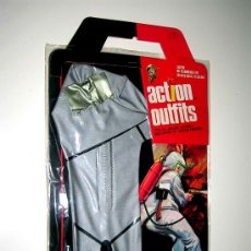 Action man: ACTION OUTFITS UNIFORMES Y EQUIPOS PARA GEYPERMAN, ACTION MAN, GI JOE, ORIGINALES AÑOS 60-70. . Lote 18355546