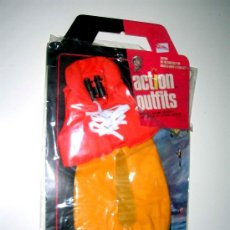 Action man: ACTION OUTFITS UNIFORMES Y EQUIPOS ORIGINALES AÑOS 60-70. . Lote 26635526