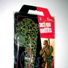 Action man: ACTION OUTFITS UNIFORMES Y EQUIPOS PARA GEYPERMAN, ACTION MAN, GI JOE, ORIGINALES AÑOS 60-70. . Lote 25131847