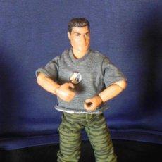 Action man: SOLDADO ACTION MAN -- MILITAR - MUÑECO ARTICULADO - 30 CM DE ALTO - JUGUETE. Lote 27016436