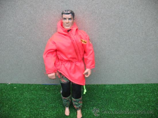 (ACTION MAN) MUÑECO ACTION MAN (Juguetes - Figuras de Acción - Action Man)