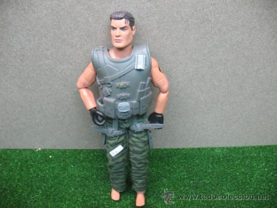 (ACTION MAN) MUÑECO ACCION ACTION MAN (Juguetes - Figuras de Acción - Action Man)