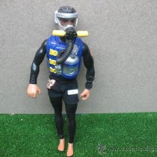 Action man: MUÑECO SUBMANIRISTA ACTION MAN. Lote 22679097