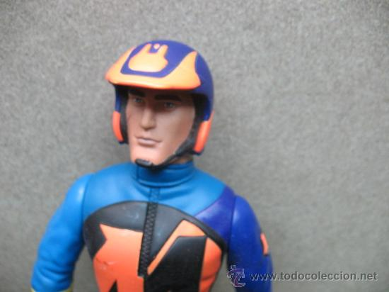 Action man: muñeco action man,piloto de moto - Foto 2 - 22678224