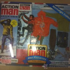 Action man: CAJA ACTION MAN 4O ANIVERSARIO EXPLORADOR. Lote 27390006