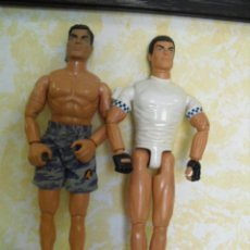 Action man: 2 ACTION MAN. Lote 27619225