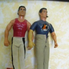 Action man: 2 ACTION MAN. Lote 27619268