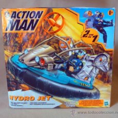 Action man: COMPLEMENTO, ACTION MAN, HYDRO JET, LANCHA, CASI SIN USO. Lote 27853296