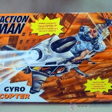 Action man: COMPLEMENTO, ACTION MAN, GYRO COPTER, HELICOPTERO, COMPLETO. Lote 27853368