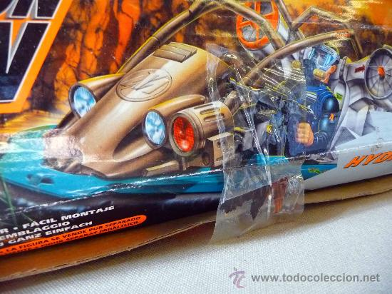 Action man: COMPLEMENTO, ACTION MAN, HYDRO JET, LANCHA, CASI SIN USO - Foto 8 - 27853296