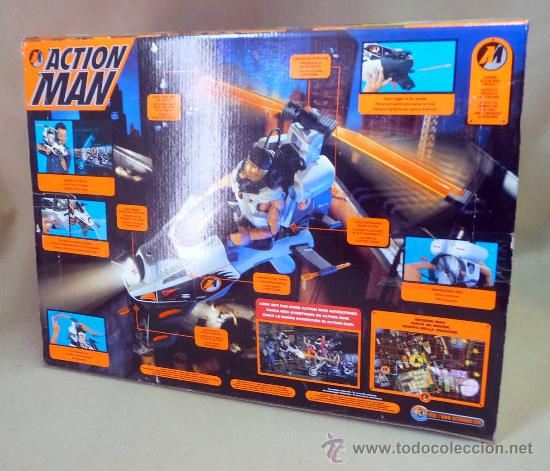 Action man: COMPLEMENTO, ACTION MAN, GYRO COPTER, HELICOPTERO, COMPLETO - Foto 2 - 27853368