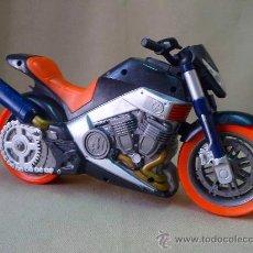 Action man: MOTO, MOTO DE PLASTICO, ACTION MAN, 32 X 16 CM. Lote 27867386
