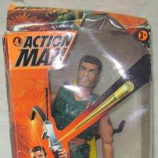 Action man: ACTION MAN ARQUERO,HASBRO,CAJA ORIGINAL,AÑO 1997. Lote 28168812