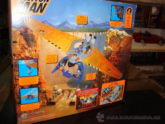 Action man: ACTION MAN ALA DELTA HASBRO AÑO 1996 NUEVO DE TIENDA!! - Foto 2 - 28755799