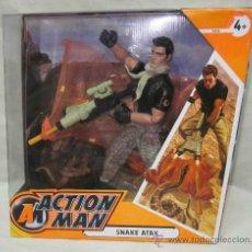 Action man: ACTION MAN SNAKE ATAK,HASBRO,CAJA ORIGINAL,A ESTRENAR. Lote 29308987