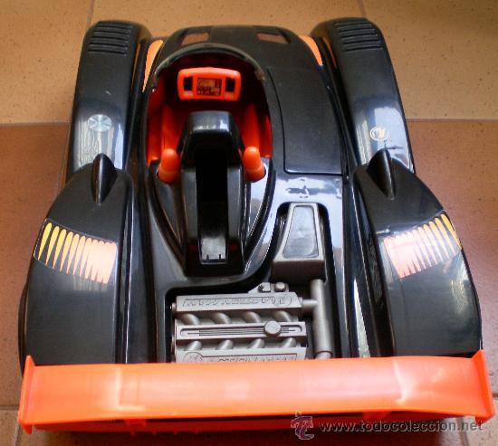 Action man: Coche Action Man grande Hasbro 2002 - Foto 2 - 29729407