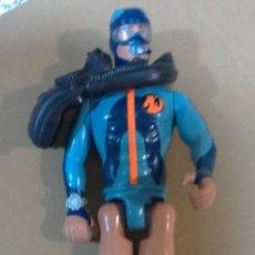 Action man: BUCEADOR./HASBRO./ .2001.(.INTERNATIONAL.INC.). Lote 29856749