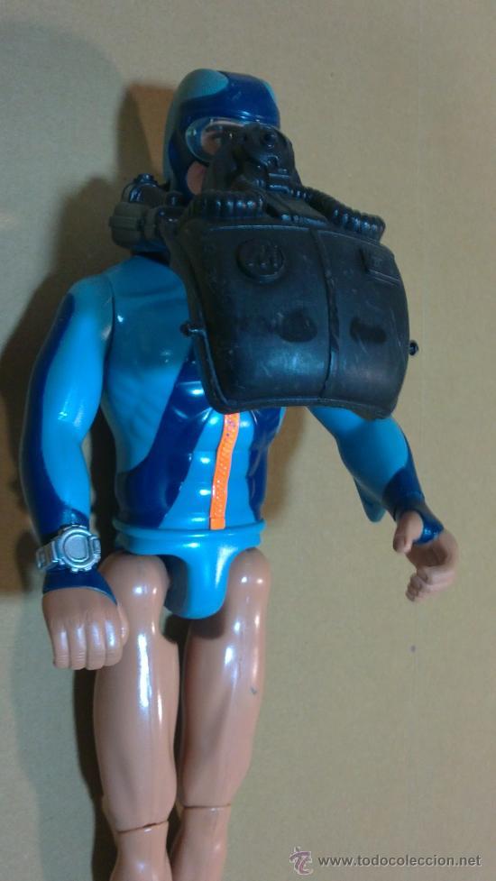 Action man: BUCEADOR./HASBRO./ .2001.(.INTERNATIONAL.INC.) - Foto 2 - 29856749