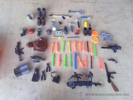 Action man: piezas acion man - Foto 2 - 29878737