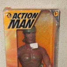 Action man: ACTION MAN JUNGLE DART,HASBRO,CAJA ORIGINAL,AÑO 1999,A ESTRENAR. Lote 29901156
