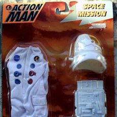 Action man: BLISTER ACCESORIOS ACTION MAN SPACE MISSION. Lote 30420140