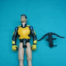 Action man: MUÑECO ACTION MAN. HASBRO 1998. Lote 30919687