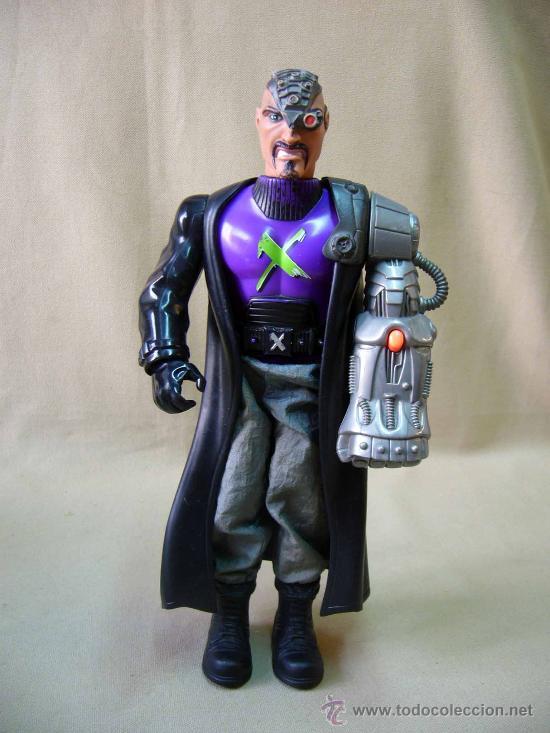 MUÑECO, ACTION MAN, DR. X, HASBRO, 1998 (Juguetes - Figuras de Acción - Action Man)