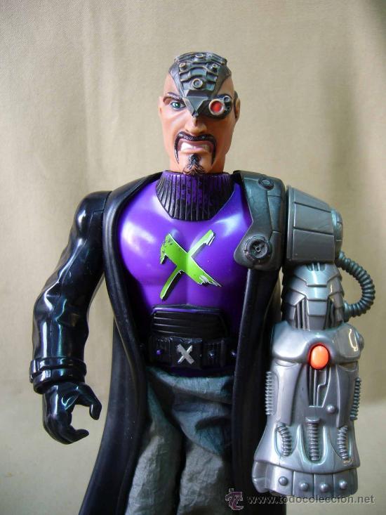 Action man: MUÑECO, ACTION MAN, DR. X, HASBRO, 1998 - Foto 8 - 31680864