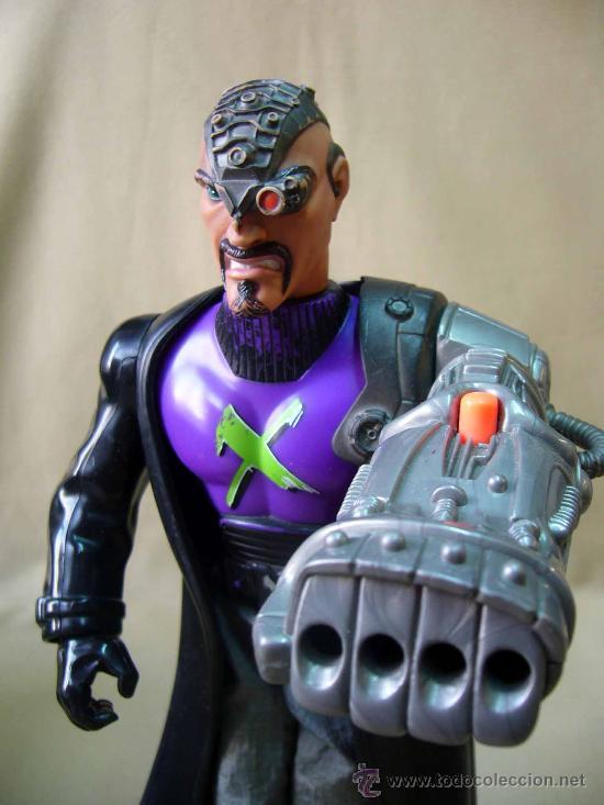 Action man: MUÑECO, ACTION MAN, DR. X, HASBRO, 1998 - Foto 2 - 31680864