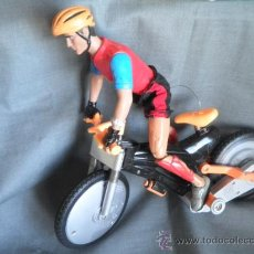 Action man: ACTION MAN CICLISTA. Lote 32952722