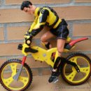 Action man: ACTION MAN SUPER MOUNTAIN BIKE, BICICLETA Y MUÑECO. Lote 155038634