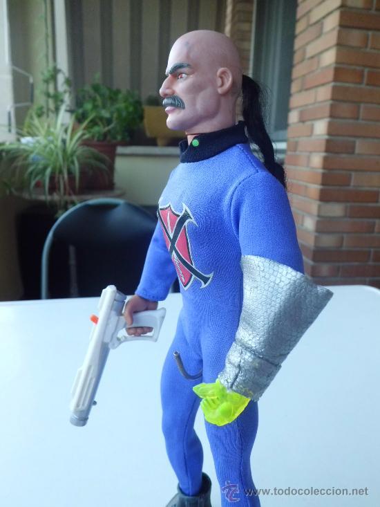 DOCTOR X HASBRO 1993 ARTICULACION INTERNA (Juguetes - Figuras de Acción - Action Man)