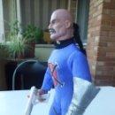 Action man: DOCTOR X HASBRO 1993 ARTICULACION INTERNA. Lote 33540981