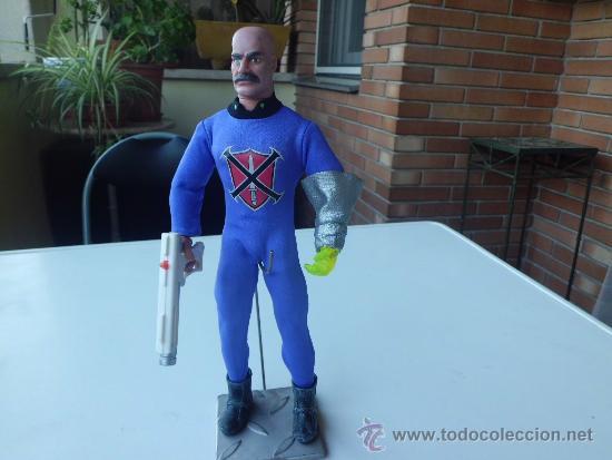 Action man: doctor x hasbro 1993 articulacion interna - Foto 2 - 33540981