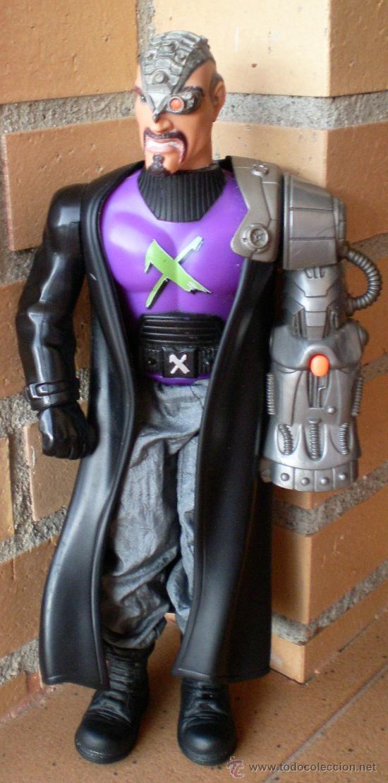 ACTION MAN DOCTOR X HASBRO 2001 (Juguetes - Figuras de Acción - Action Man)