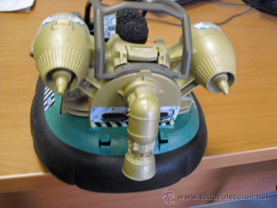 Action man: lancha aguatica action man con muñeco, mide 34x22 - Foto 2 - 33968068