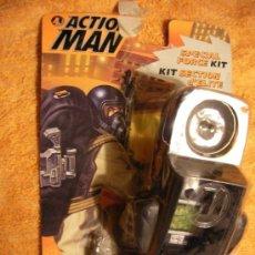 Action man: ANTIGUO BLISTER KIT PARA FUERZAS ESPECIALES DE ACTION MAN . Lote 34269739
