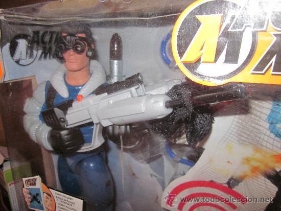 Action man: ACTION MAN POLAR TRAPPER,HASBRO,2002,CAJA ORIGINAL,A ESTRENAR - Foto 3 - 35255002