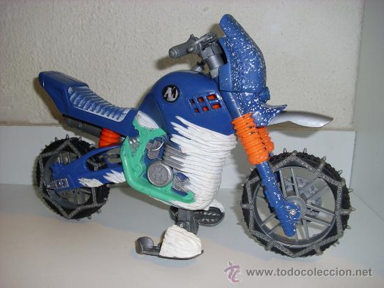 MOTO DE ACTION MAN (Juguetes - Figuras de Acción - Action Man)