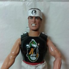 Action man: FIGURA ACTION MAN LUCHADOR KARATE ARTICULADO HASBRO 1998 C-022E. Lote 36303437