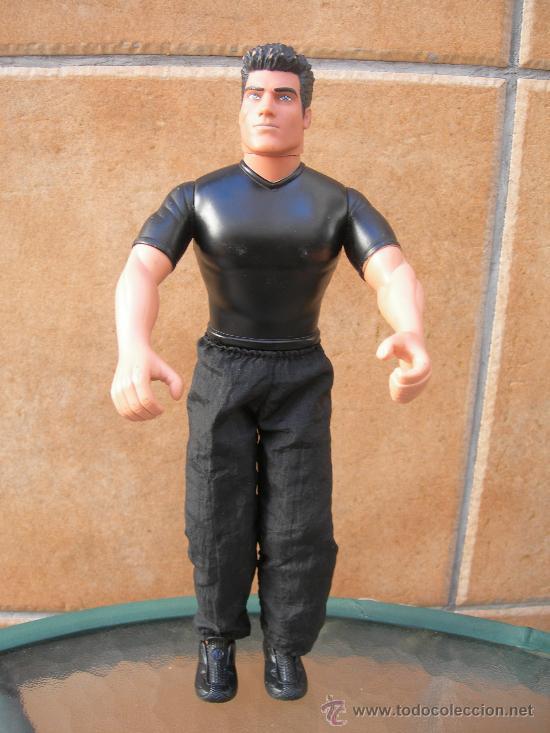 ACTION MAN , HASBRO 2001 (Juguetes - Figuras de Acción - Action Man)
