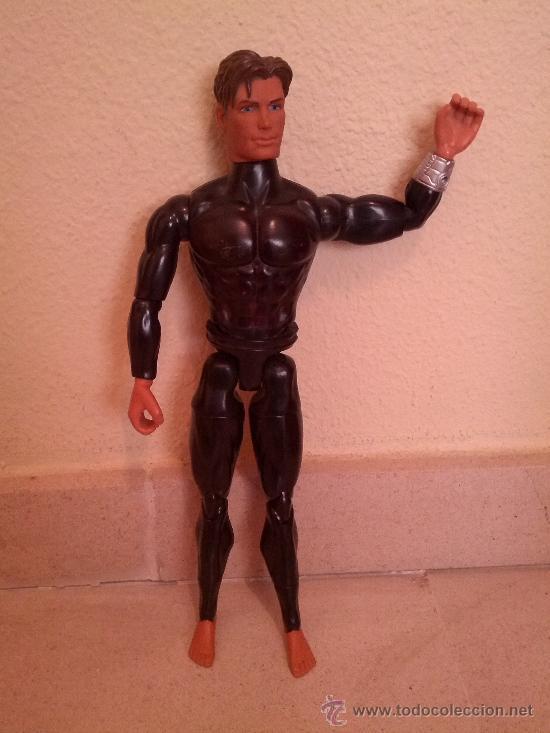 FIGURA DE ACCIÓN MATTEL 1998 (Juguetes - Figuras de Acción - Action Man)