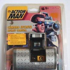 Action man: ACTION MAN CÁMARA SECRETA. HASBRO. AÑO 1999. Lote 37551736