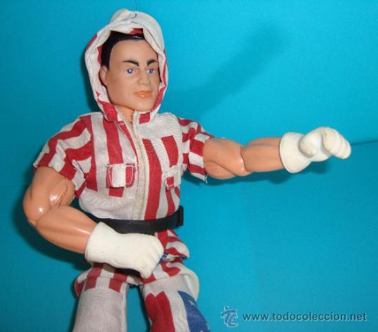 Action man: Figura de acción Action Man esquiador bandera de EEUU, - Foto 2 - 37922429