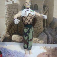 Action man: MUÑECO DE ACCION ACTION MAN MONSTRUO HASBRO 1999. Lote 40466862