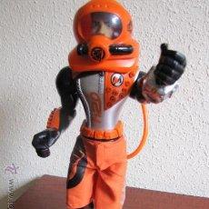 Action man: IMPRESIONANTE ACTION MAN BUZO DE HASBRO. VER FOTOS.. Lote 39140114
